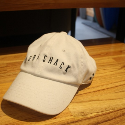 Surf Shack Cap 1 White