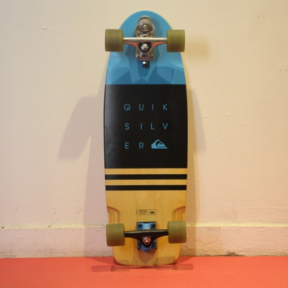 QUIKSILVER New Mini Bob 30- Cruiser Skateboard