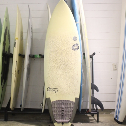 Torq Used surf board 6'3