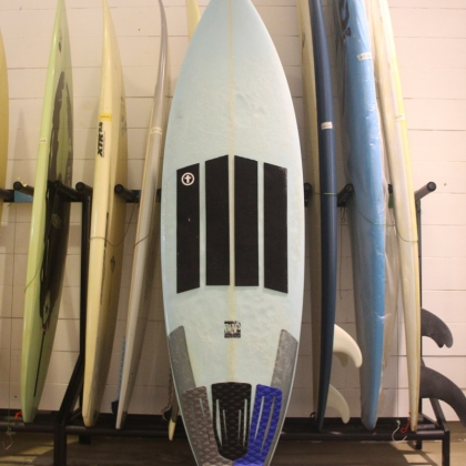 A-Shape Used surf board 6'0