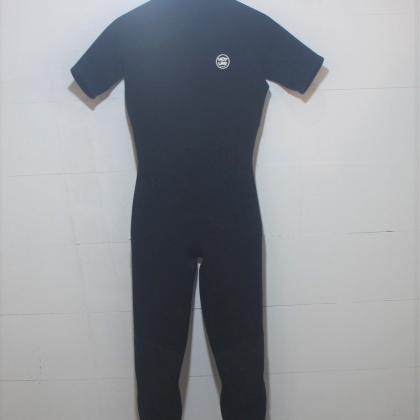 HOTLINE 3mm Back Zip Short Sleeve Wetsuit XL